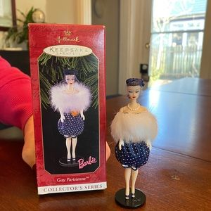 Barbie ornament
